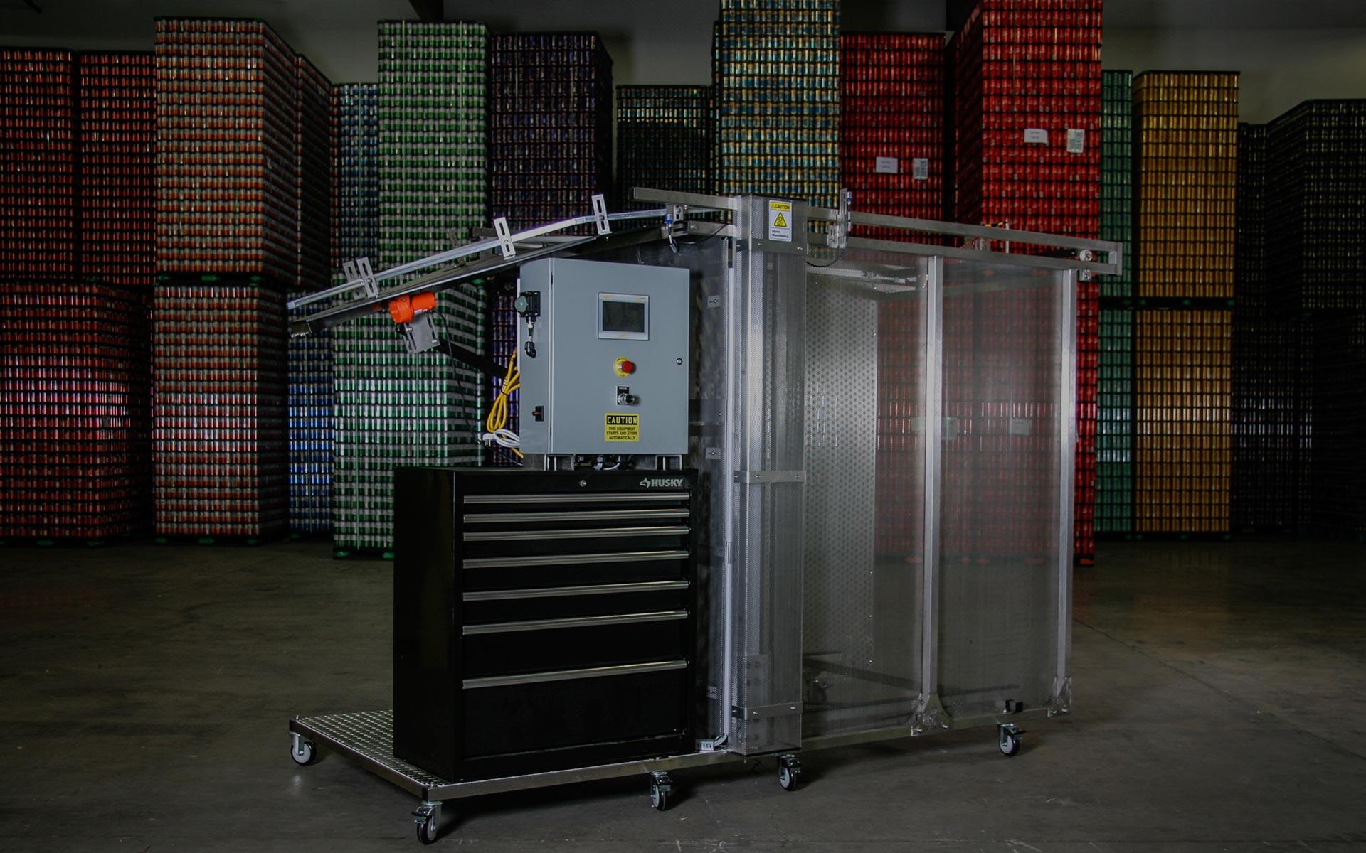 Craft Heavy Industries<br>Proprietary Technology